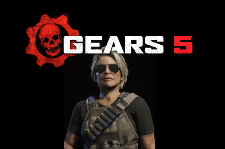 Gameplay Sarah Connor Beraksi Di Gears 5