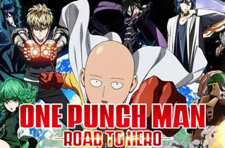 Oasis Game Akhirnya merilis Game One Punch Man Mobile