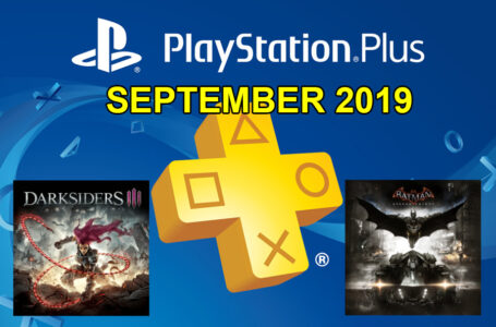 Free Games Playstation Plus Region 3 Periode September 2019