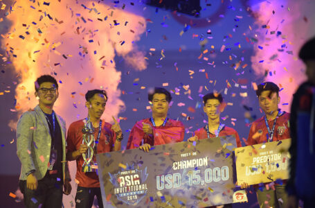 Indonesia menyabet Dua Piala Di Ajang Esport Free Fire Asia Invitational 2019