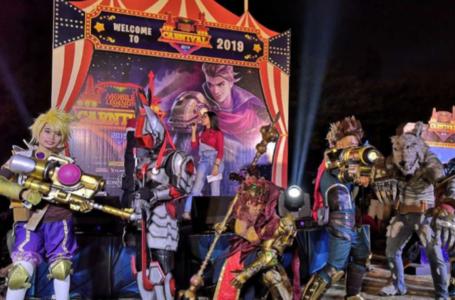 MLBB Indonesia Carnival 2019 Kota Pertama Di Alun-Alun Bekasi