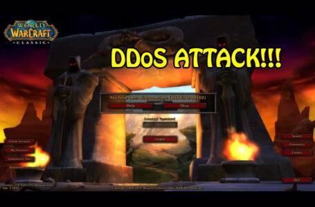 World of WarCraft Classic Baru Saja Rilis Sudah Terkena Serangan Hacker
