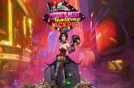 Borderlands 3 Umumkan Moxxi's Heist of the Handsome Jackpot DLC