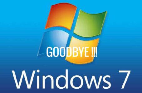 Tahun 2020 Akan Menjadi Berakhirnya Era Windows 7