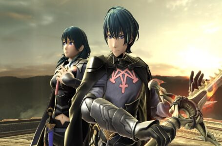 Super Smash Bros. Ultimate Hadirkan Byleth dari Fire Emblem: Three Houses