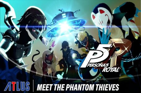 Trailer Terbaru Persona 5 Royal Kenalkan The Phantom Thieves