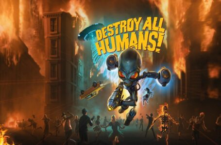 Destroy All Humans! Remake Unjuk Gameplay Terbarunya