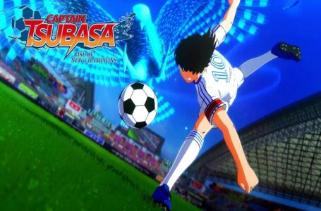 Captain Tsubasa: Rise of New Champions Luncurkan Extended 'Character' trailer