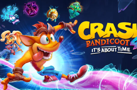 Crash Bandicoot 4: It's About Time Rilis Trailer Perdana, Tuai Respon Positif dari Para Gamer