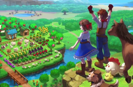 Harvest Moon: One World Unjuk Gameplay Perdana