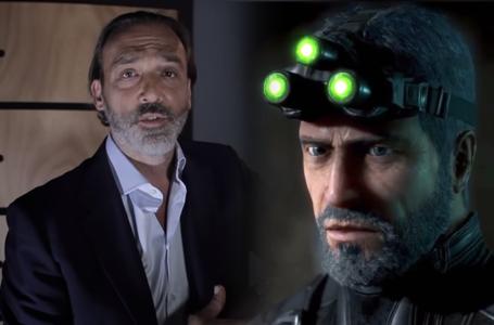 [RUMOR] Luca Ward Mengatakan Bahwa Serial Splinter Cell Akan Berlanjut