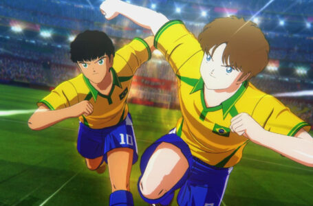 Captain Tsubasa: Rise of New Champions Unjuk Aksi Brazil Junior Youth