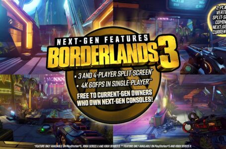 Borderlands 3 Akan Hadir di PlayStation 5 dan Xbox Series