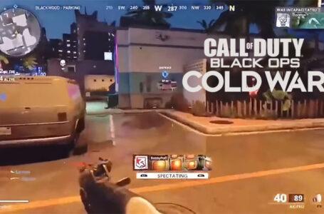 Multiplayer Mode Call of Duty: Black Ops Cold War Secara Tidak Sengaja Bocor ke Youtube