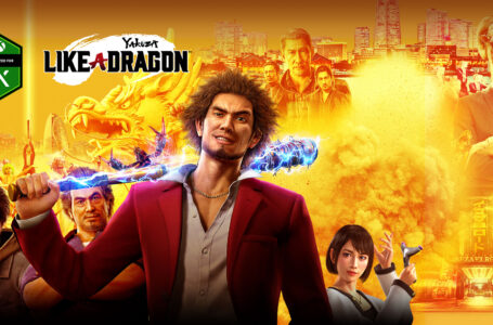 Yakuza: Like a Dragon versi Xbox Series X dan S Akan Dirilis 10 November