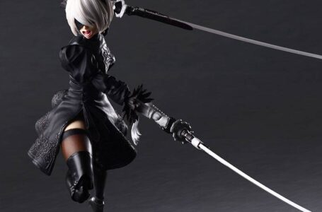 Square Enix Siap Merilis NieR:Automata PLAY ARTS Kai dan Model Kit Flight Unit