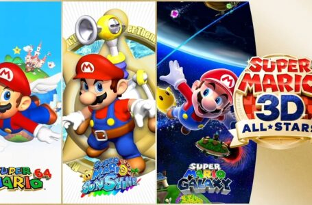 Super Mario 3D All-Stars Lepas Overview Trailer