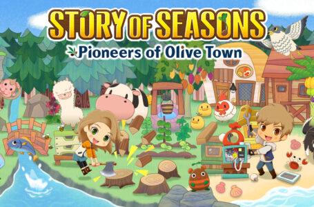 Story of Seasons: Pioneers of Olive Town Diumumkan untuk Nintendo Switch