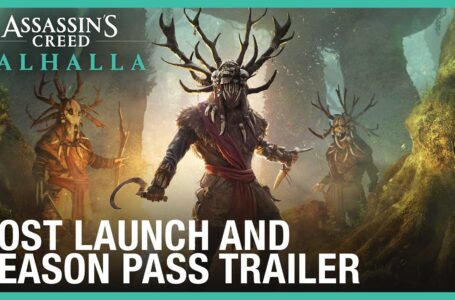 Assassin's Creed Valhalla Umumkan Konten Post-Launch & Season Pass