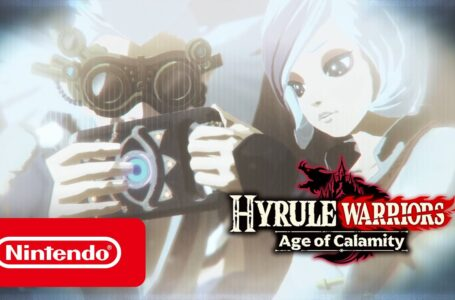 """Hyrule Warriors: Age of Calamity Rilis """"Untold Chronicles From 100 Years Past"""" Trailer"""