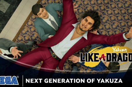"Yakuza: Like a Dragon Lepas Trailer Baru Bertajuk ""Next Generation of a Yakuza"""