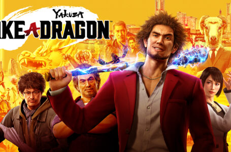 [Review] Yakuza: Like a Dragon