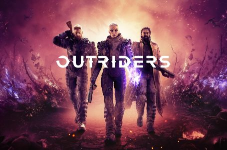 [Review] Outriders